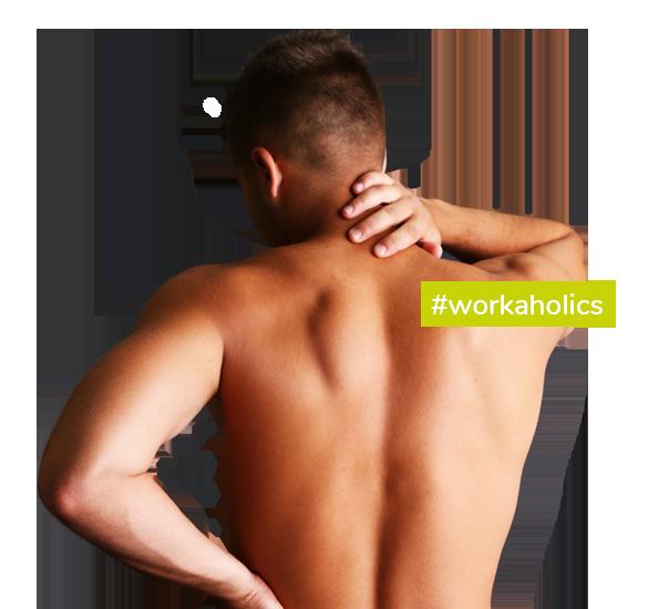 #workaholics