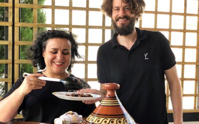 Orientalisch Kochen: Tagine mit Gewürzen